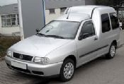 VW CADDY 1996-03